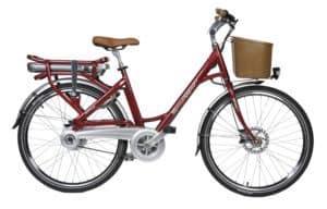 vélo électrique pour la ville