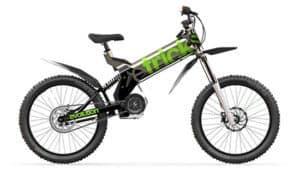 vélo électrique tout terrain