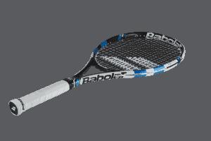 raquette de tennis rabot