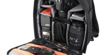 sac à dos pour appareil photo