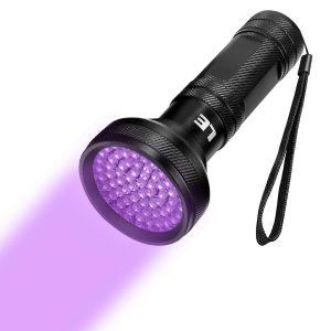 lampe UV grande ampoule