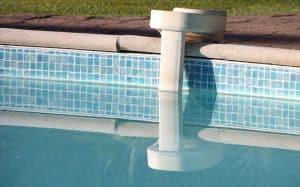 alarme de piscine intalé