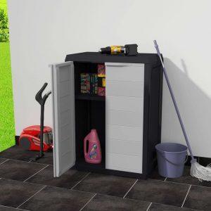 armoire de jardin en plastique