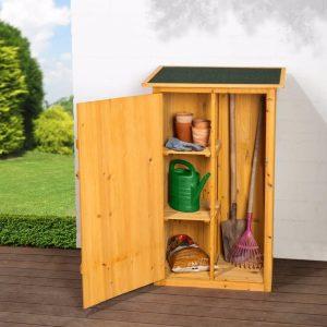 armoire de jardin en bois petit