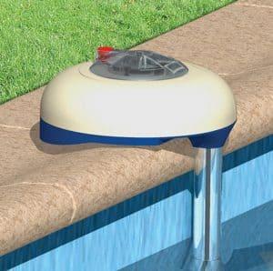 alarme de piscine ronde