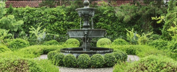 fontaine pour le jardin