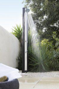douche solaire grande