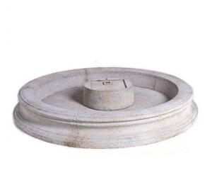 fontaine de jardin de bassin