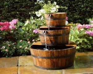 fontaine de jardin petite