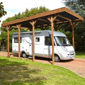 garage d'appoint pour camping-car