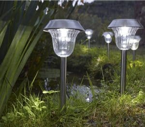 lampes solaires compactes