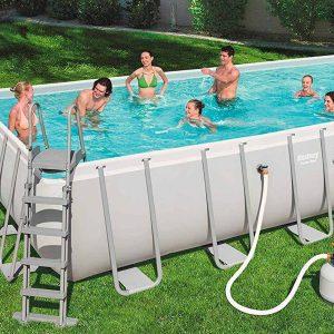 piscine autoportée résistent