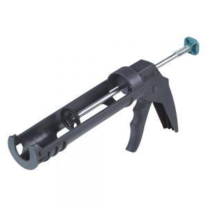 structure d'une pistolet à silicone