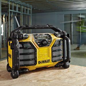 radio de chantiercompacte