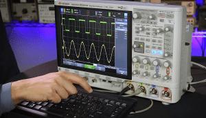 utiliser oscilloscope