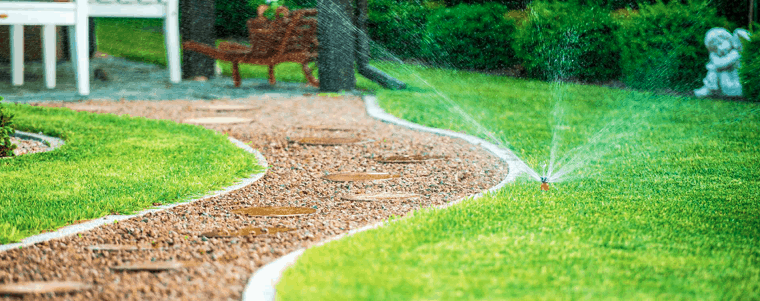 système d'arrosage automatique pour jardin