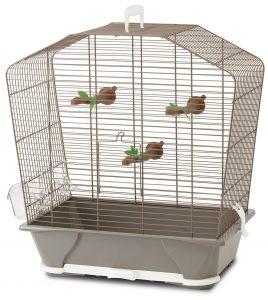 cage pour oiseaux compacte