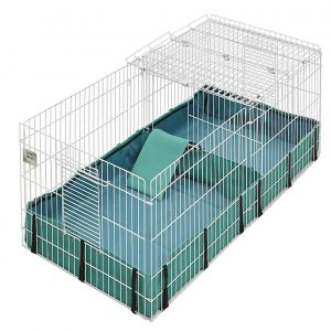 cage de lapin petite