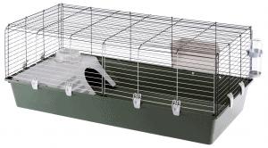 cage de lapin d'intérieur