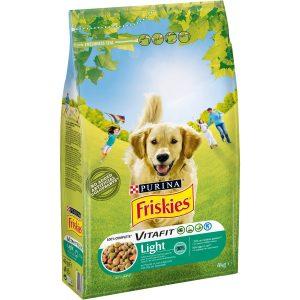 sac de croquettes pour chien